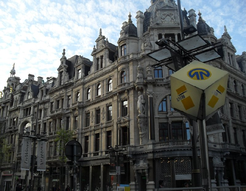 Weekend in Antwerp Belgium Travel Gallery