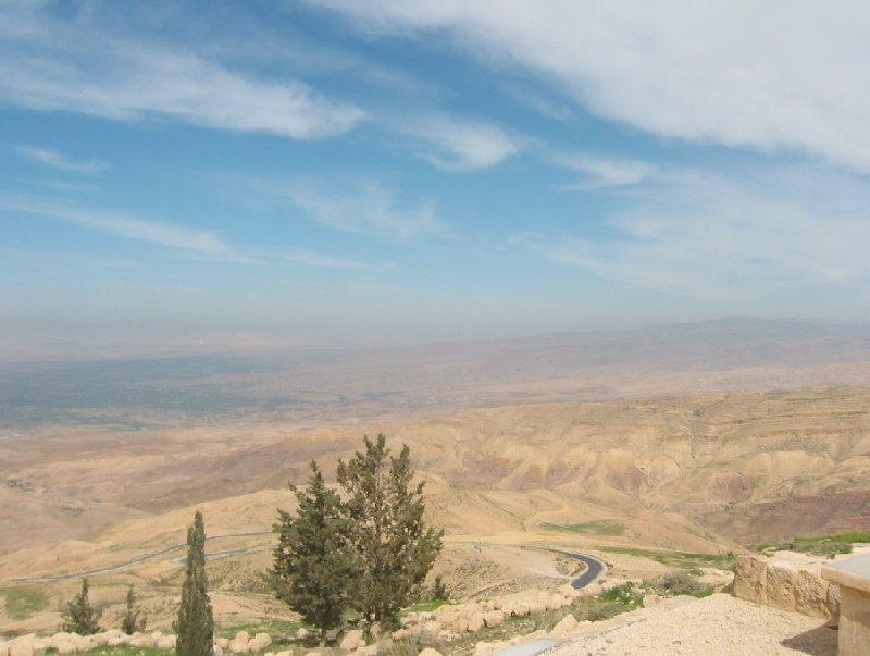 Mt Nebo Jordan