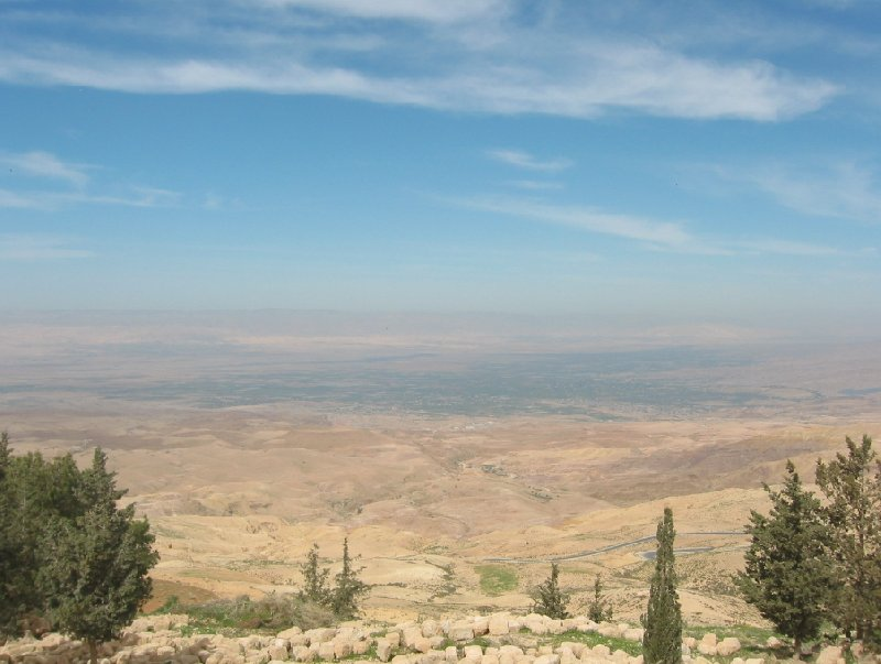Mt Nebo Jordan Travel Tips