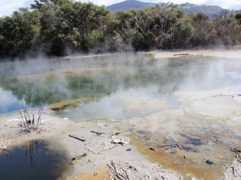 Day Trip to Rotorua from Auckland New Zealand Album Photographs