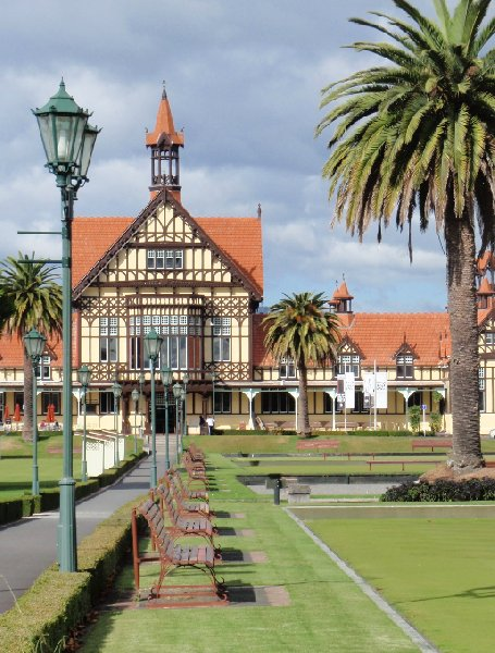 Day Trip to Rotorua from Auckland New Zealand Diary Sharing
