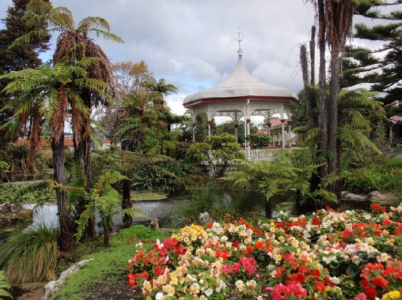 Day Trip to Rotorua from Auckland New Zealand Travel Photo