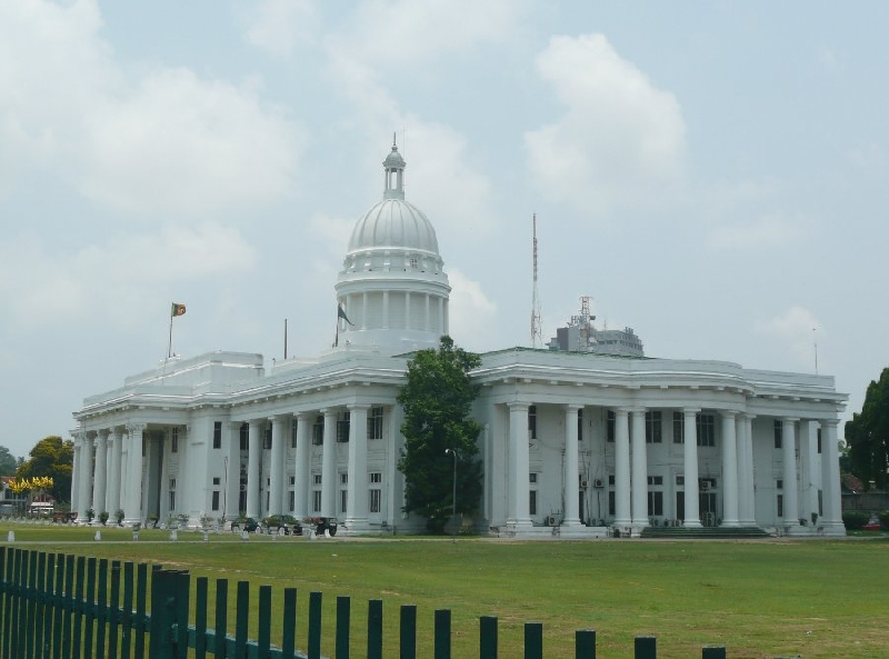 Sightseeing in Colombo Sri Lanka Travel Photo