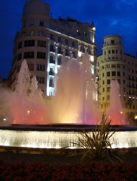 Valencia Spain Diary Pictures