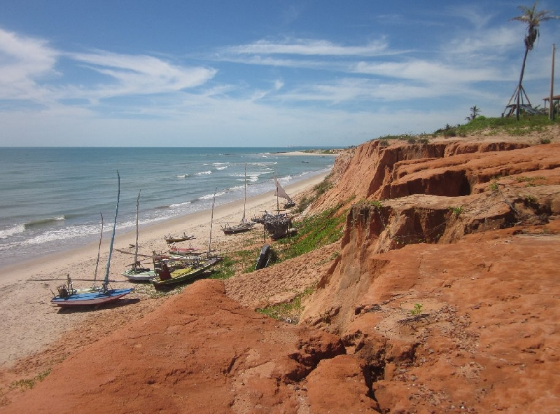 Canoa Quebrada Brazil Vacation Diary