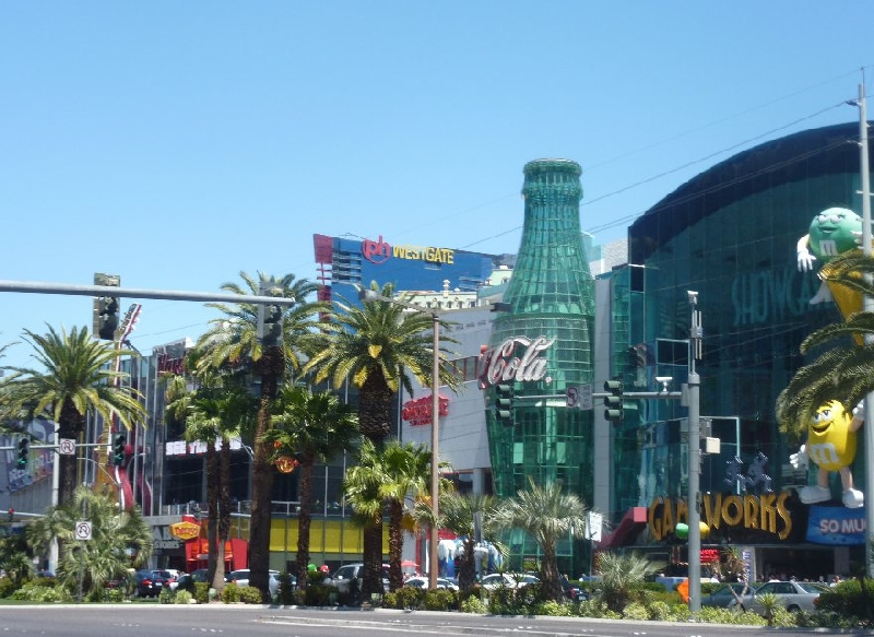 Las Vegas United States Travel Experience