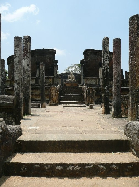 Anuradhapura Sri Lanka Diary Photos