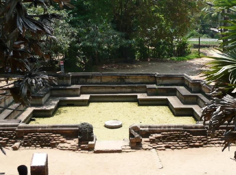 Anuradhapura Sri Lanka Holiday