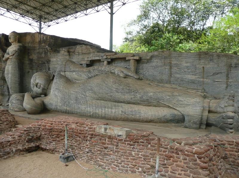 Anuradhapura Sri Lanka Vacation