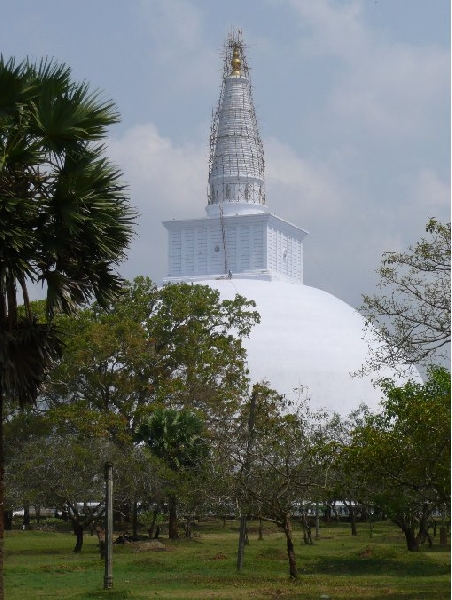 Photo Anuradhapura Sri Lanka 