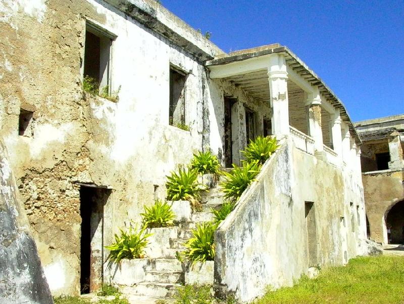 Ilha de Mocambique Mozambique Vacation Diary