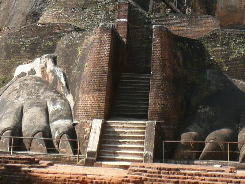 Trip Sigiriya Sri Lanka Trip Adventure