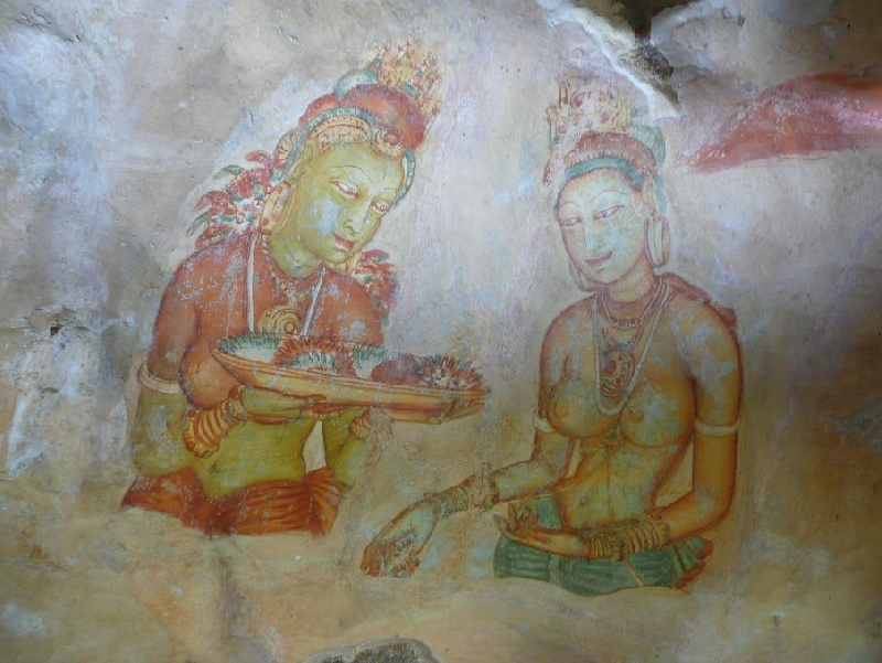Trip Sigiriya Sri Lanka Travel Experience