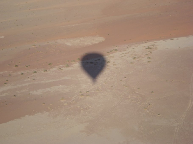 Hot Air Balloon Tour Wadi Ramm Jordan Travel Information