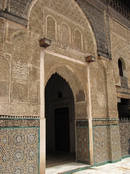 Good Hotel in Fes Morocco Trip Photographs