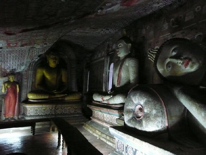 Dambulla Sri Lanka Experience
