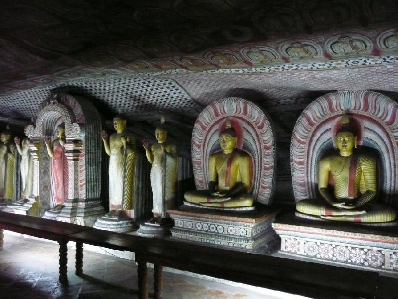 Dambulla Sri Lanka Blog Pictures