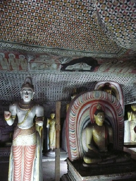 Dambulla Sri Lanka Blog Picture