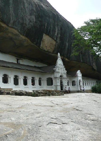 Dambulla Sri Lanka Photo