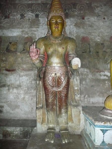 Photo Dambulla Sri Lanka