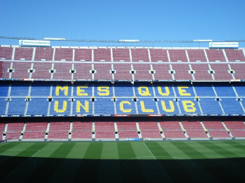 FC Barcelona Tour 2011 Tickets Spain Blog Photography