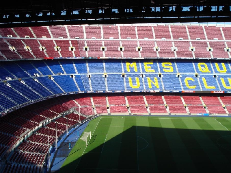 FC Barcelona Tour 2011 Tickets Spain Holiday Photos