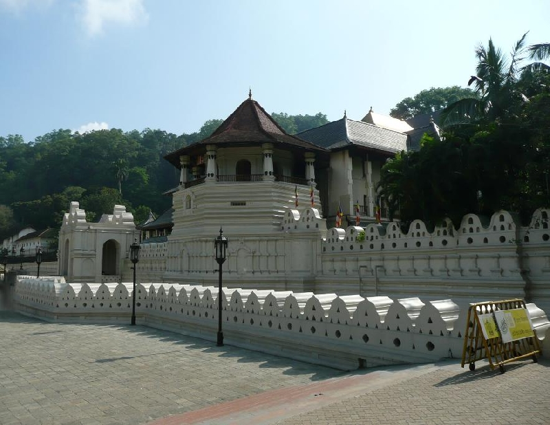 Kandy Sri Lanka Temple Tour Trip Photographs