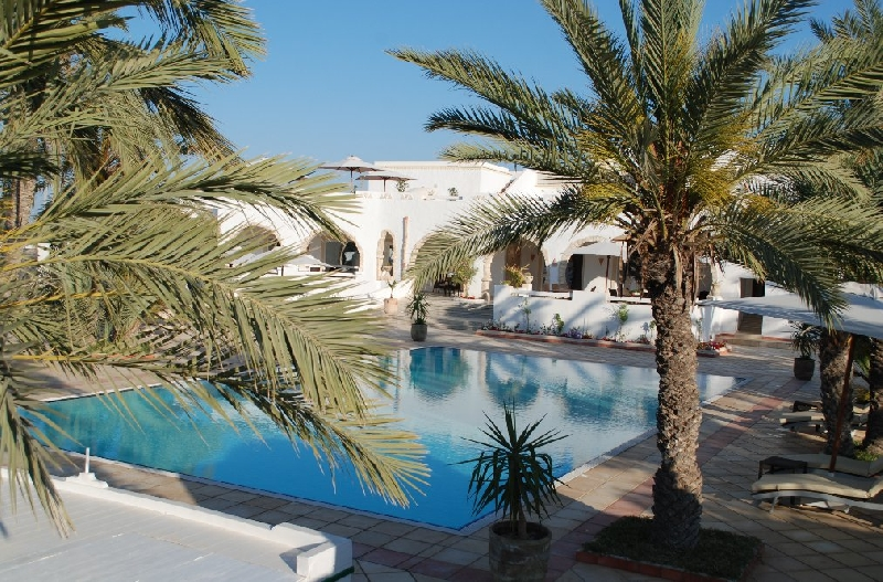Excellent Hotel in Girba Tunisia Blog Photo
