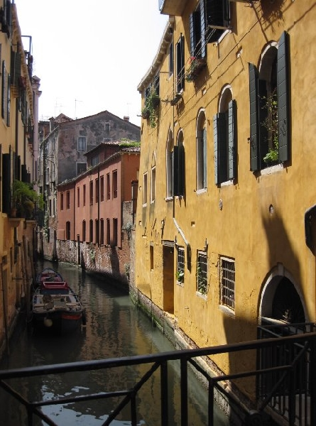 Romantic Trip to Venice in Italy Blog Sharing