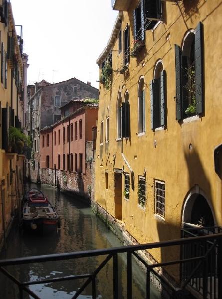 Venice Italy Blog Sharing
