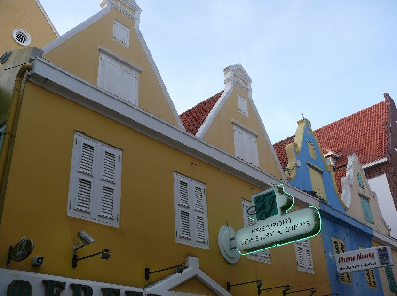 Rental Villa on Curacao Willemstad Netherlands Antilles Album Sharing