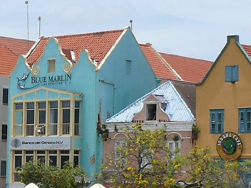 Rental Villa on Curacao Willemstad Netherlands Antilles Vacation Picture