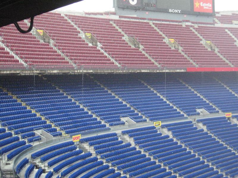 FC Barcelona Tour 2011 Tickets Spain Pictures