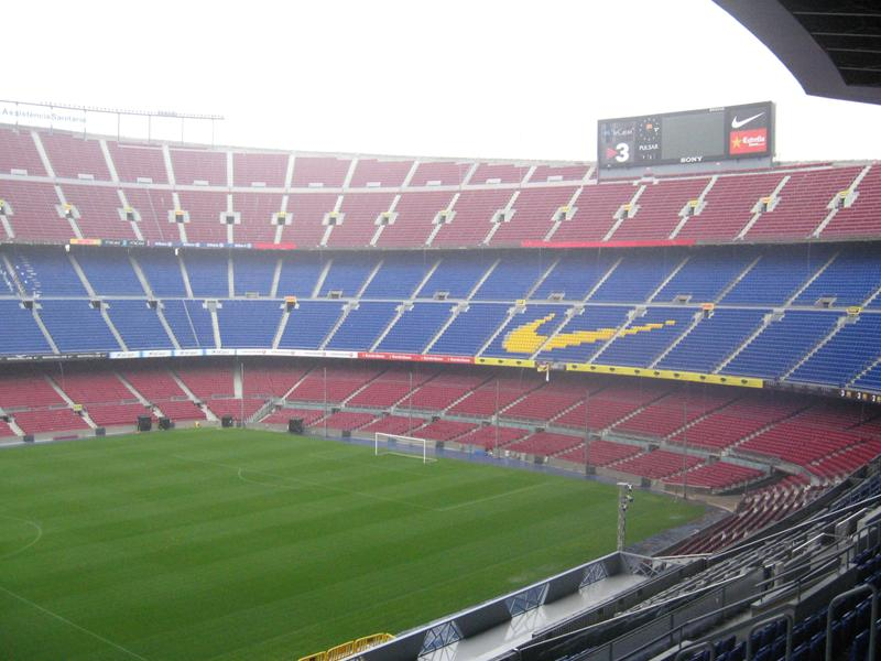 FC Barcelona Tour 2011 Tickets Spain Holiday Experience