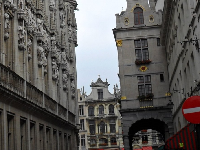 City of Brussels Belgium