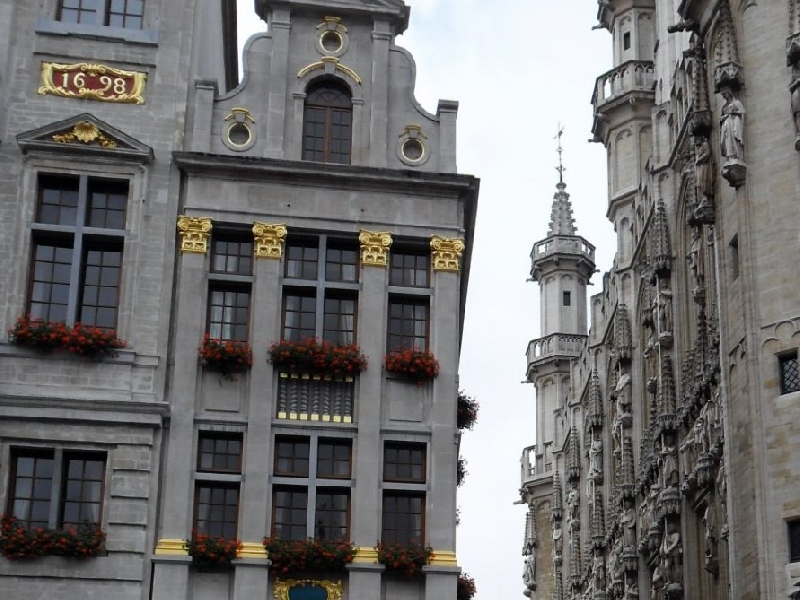City of Brussels Belgium Photos