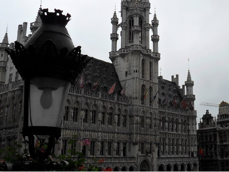 City of Brussels Belgium Trip Photo