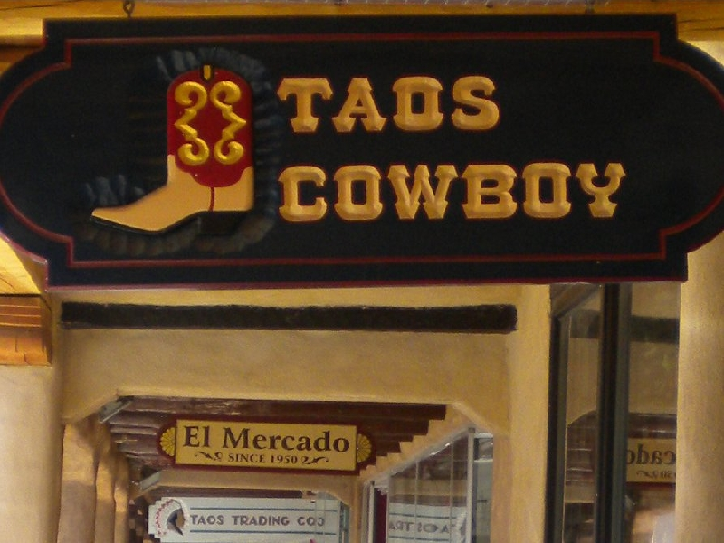 Western Holiday in New Mexico Taos United States Album Photos
