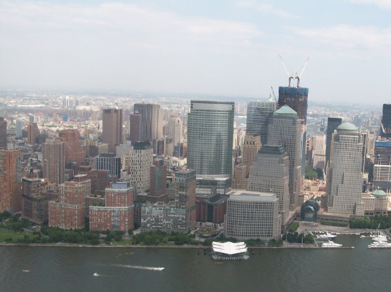 Photo New York City Helicopter Flight