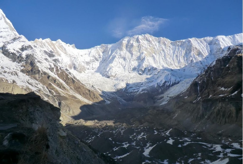 Annapurna base camp trek Nepal Vacation Picture