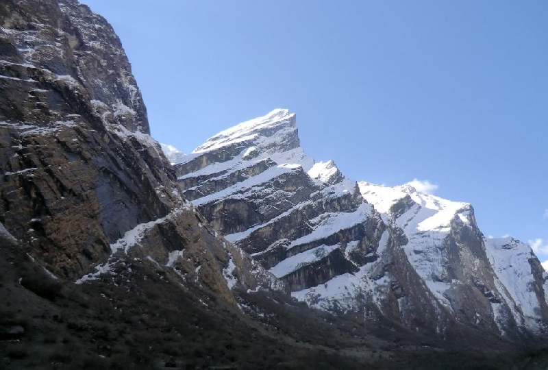 Annapurna Nepal Travel Photos
