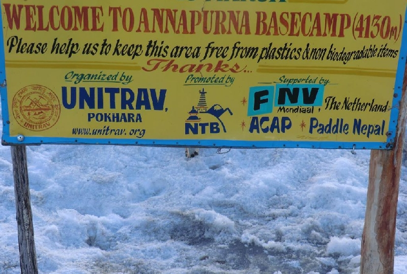 Annapurna Nepal Travel Tips