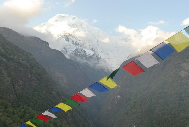 Annapurna base camp trek Nepal Holiday Adventure
