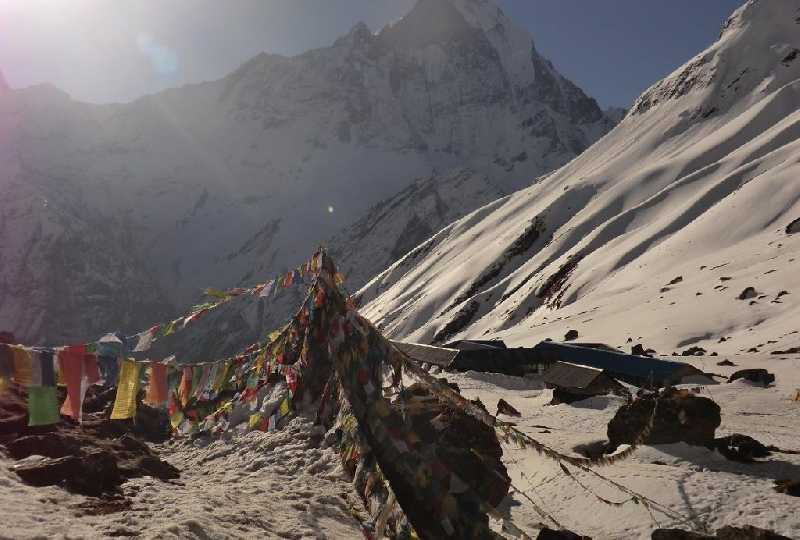 Annapurna Nepal Trip Photos