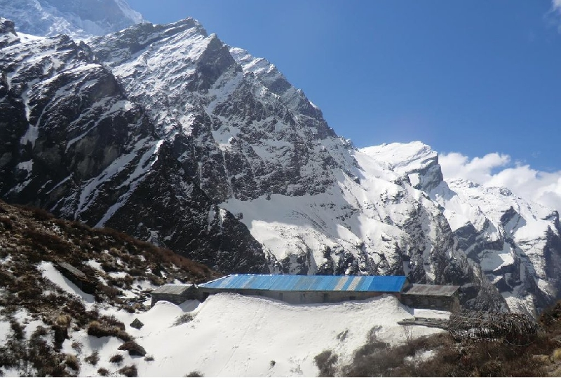 Annapurna Nepal Diary Pictures