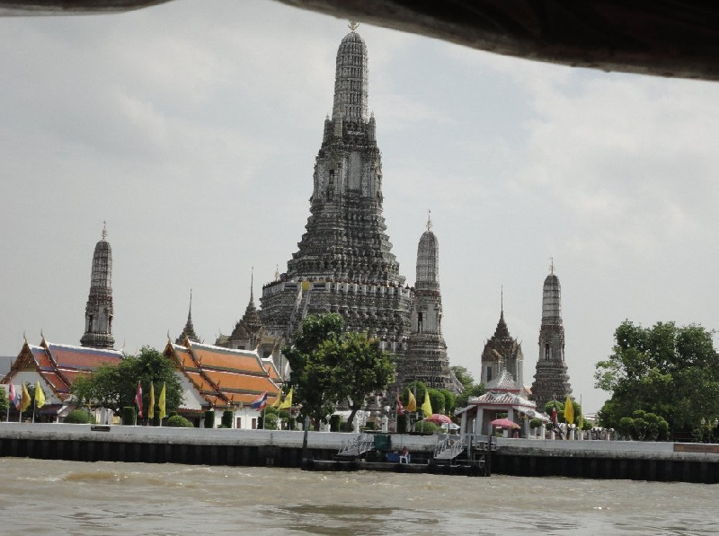 Photo Bangkok Boat Tour