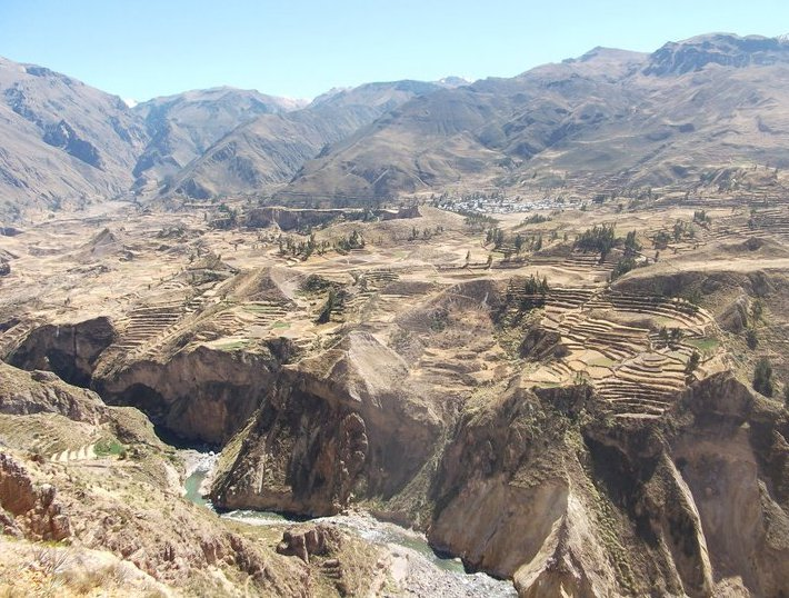 Adventure Travel Colca Canyon Peru Album Sharing