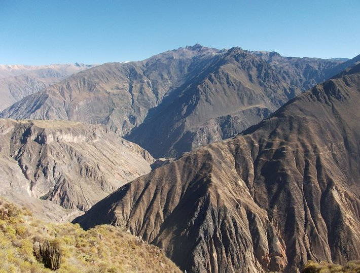 Adventure Travel Colca Canyon Peru Diary Information