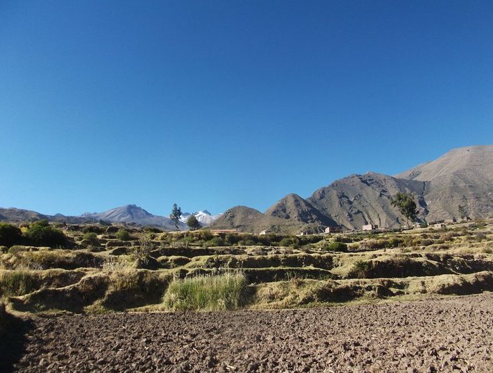 Photo Adventure Travel Colca Canyon Peru