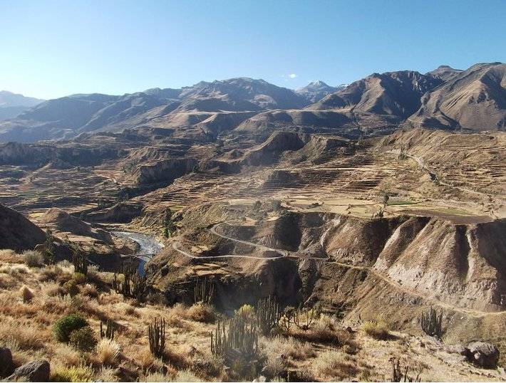 Adventure Travel Colca Canyon Peru Holiday Review